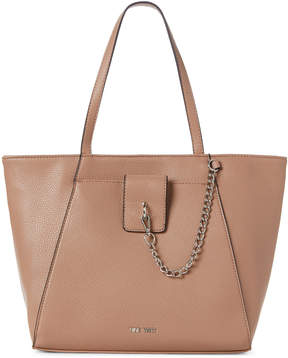 Nine West Dark Wheat Xylia Tote