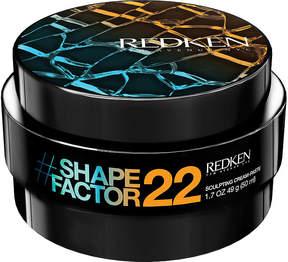 Redken Shape Factor 22 Sculpting Cream-Paste - 1.7 oz.