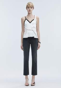 Alexander Wang CULT STRAIGHT LEG JEAN DENIM