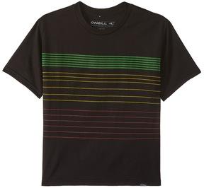 O'Neill Boys' Santa Cruz Stripe Tee (47X) - 8166040