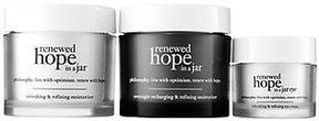 Philosophy Renewed Hope In A Jar Skincare Trio