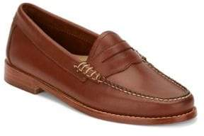G.H. Bass Whitney Weejun Soft Leather Penny Loafers