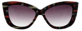 Dita Vesoul Cat-Eye Sunglasses