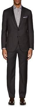 Isaia Men's Sanita Wool-Silk Two-Button Suit