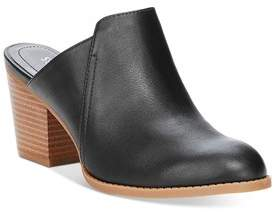 Style&Co. Style & Co. Womens Jerilyn Closed Toe Mules.