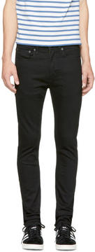 Levi's Levis Black 519 Extreme Skinny Jeans