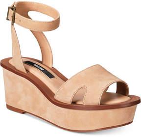 Kensie Tray Wedge Sandals Women's Shoes