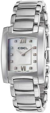Ebel Brasilia Mother of Pearl Diamond Dial Ladies Watch