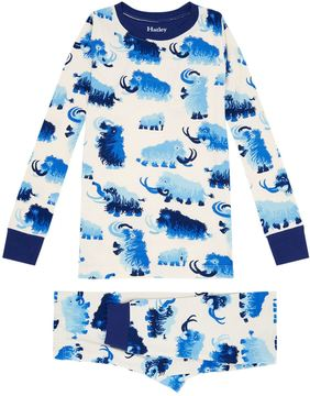 Hatley Woolly Mammoth Pyjama Set