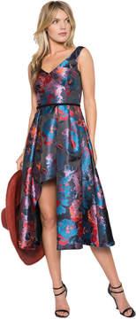 Black Halo Takim Cocktail Dress