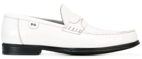 Dolce & Gabbana patent leather loafers