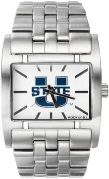 Rockwell Kohl's Utah State Aggies Apostle Stainless Steel Watch - Men