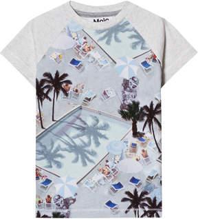 Molo Raoul Swimming Pools T-Shirt