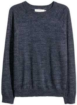 H&M Fine-knit Cotton Sweater
