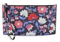 Kate Spade Floral Ariah Leather Wristlet - MULTI - STYLE