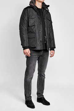 Parajumpers Portland Jacket with Faux Fur