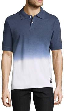 Ecko Unlimited Unltd Easy Care Short Sleeve Jersey Polo Shirt