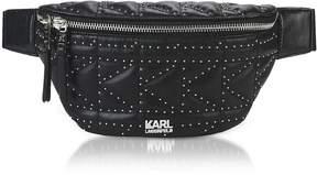 Karl Lagerfeld K/Kuilted Studs Belt Bag