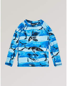 Molo Neptune Orca T-shirt 3-12 years