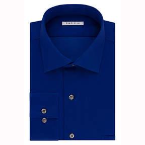 Van Heusen Flex Cool Collar Big And Tall Long Sleeve Sateen Dress Shirt