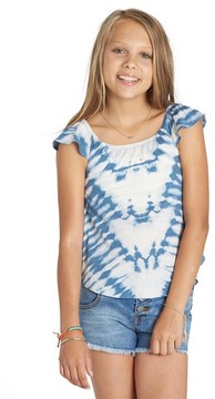 Billabong Girl's Word For Word Top
