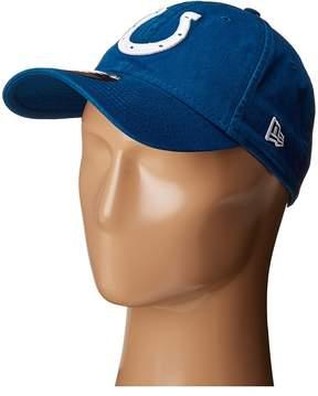 New Era Indianapolis Colts 9TWENTY Core Baseball Caps