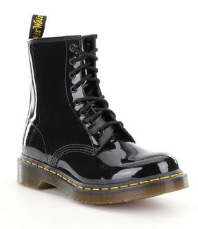 gigi hadid 39 s red dr martens boots popsugar fashion. Black Bedroom Furniture Sets. Home Design Ideas