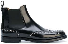 Church's studded Chelsea boots
