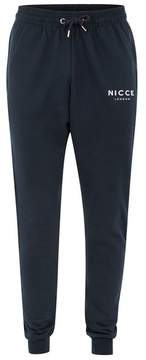 Nicce Navy Joggers