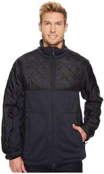 Cinch Fleece Quilted Polyfill Sweater Men's Sweater