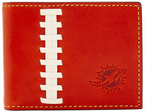 Dooney & Bourke NFL Dolphins Credit Card Billfold - DOLPHINS - STYLE