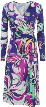 Emilio Pucci Aruba Wrap Dress