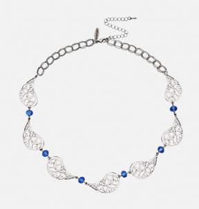Avenue Filigree Paisley Bib Necklace
