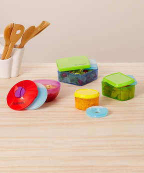 Fit & Fresh Reusable Container Set - Set of Four