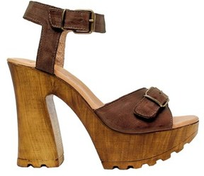 Coolway Musse & Cloud Noemi Leather Sandal.