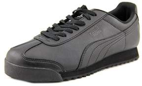 Puma Roma Basic Jr Youth US 6 Black Sneakers UK 5 EU 38