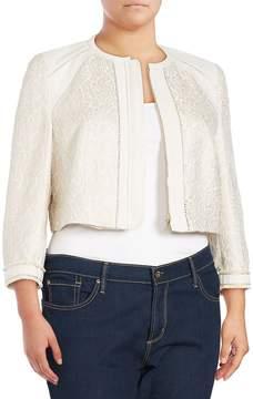 Basler Women's Long-Sleeve Zippered Jacket