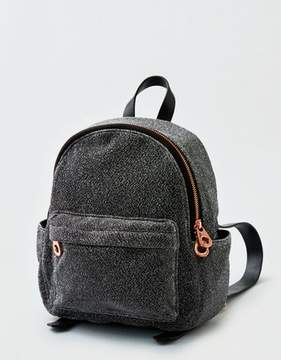 American Eagle Outfitters AE Shimmer Mini Backpack