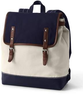 Lands' End Lands'end Canvas Backpack