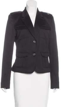 Barbara Bui Structured Button-Up Jacket