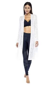 Electric Yoga Long Cardigan.
