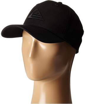 Quiksilver Mountain and Wave Hat Caps