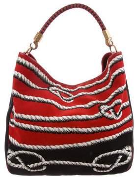 Saint Laurent Large Roady Bag