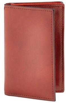 Bosca Men's 'Old Leather' Gusset Wallet - Brown
