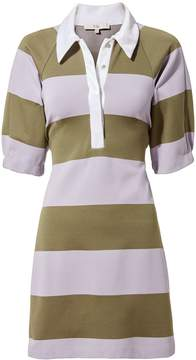 Tibi Rugby Mini Dress