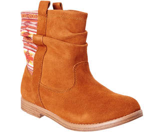 Toms Kids' Cinnamon Suede Boot