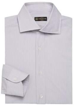 Corneliani Striped Cotton Shirt