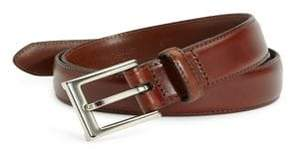 Saks Fifth Avenue COLLECTION Polished Leather Belt