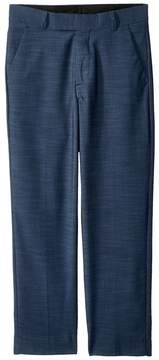 Calvin Klein Kids Plain Weave Pants Boy's Casual Pants