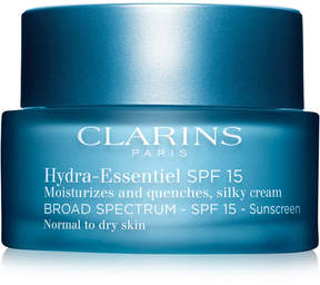 Clarins Hydra-Essentiel Silky Cream Spf 15, 1.7 oz